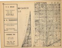 Map Image 018, Allegan County 1954